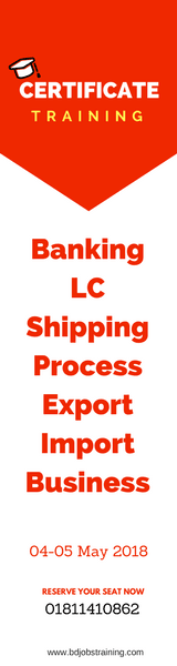 Banking LC Shipping Process Export Import Business