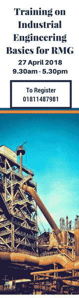 Industrial Engineering Basics for RMG
