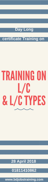 Training on L/C - UPAS, Back to Back, Transferable, At Sight, Confirm, Irrevocable & others L/C